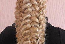 hairstyles i like / by teresa monsma