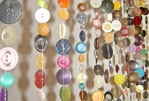 buttons and ribbons! / by Bobbi Wirebaugh