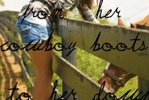 Country Roots / by Penny Baker