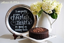Sweet  / I am determined to try these recipes.  When I make one that I love I will post it to the Sweet Keeper board...the ones that don't make the cut will be deleted. / by Lynn Tesolin