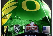 Oregon Ducks uniforms / by Kevin Walling