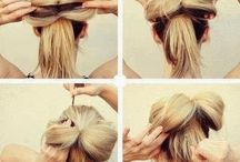 Hair styles to try / by Brandy Kellams