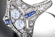 10 year anniversary ring ideas / by Victoria Hean