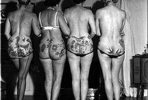 Tattoos / by Hanna Smith
