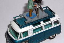 Commer TV Van / by Ant Stevens