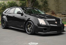 Awesome Cars / by Josh Caldwell