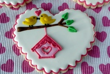 Food too pretty or too cute to eat / by Raquel Wagner Cotton Candy Dreams Jewelry