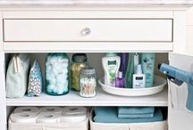 Bathroom Organization / by Neat & Pretty by Julie Moon