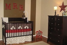 Baby Wayland's room  / by Roxanne Kropf