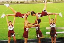 cheer / by Amy Pollin