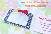 BUSINESS CARDS / by Aurora SanzTorres