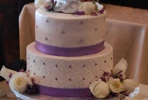 Wedding Cakes / by Angela Barton
