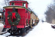 Trains / by Jan Suessenguth