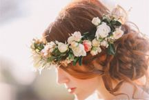 Floral Crowns / Floral Crowns add a bit of color and elegance  / by BARI JAY