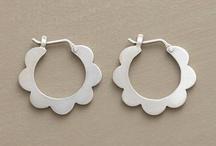 Jewelry: earrings / by Jenna T.