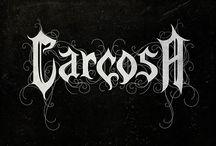 Black Metal Logos / by Grey Alice