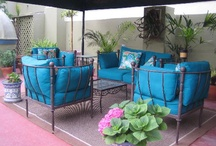Turquoise Home Decor / by Kimberly Shervais