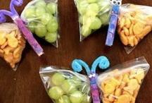 Kid snacks / by Teresa Bauman