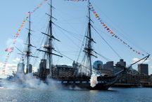 Boston / by Angie Wynne