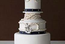 Nautical Themed Wedding / by Kerry Miller