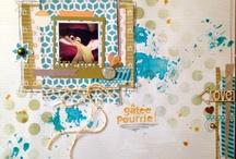 Créations DT - Pages / by Scrap et Cie Qc