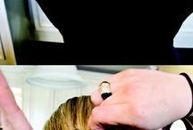 Hair How-Tos / by Alyson Ben-Yehuda