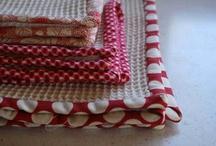 I love dish towels! / by Sandra Burns