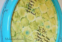 Diy projects / by Mindy Davis