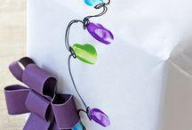 Wrapping Ideas / Gifts / by Kristen Zyskowski