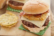 Paula's Best Burger Recipes / by Paula Deen