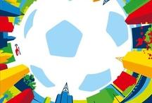 World Cup 2014 / Soccer, Brazil, Football   / by Krzysztof Wojtanek