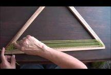 Arte textil y tejidos / by Elsa Am