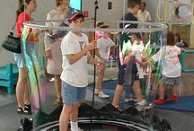 DIY Boy in a Bubble / Boy in a bubble picture DIANNE BROOKE  / by Extreme Bubbles, Inc.