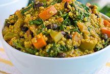 Quinoa recipes / by Wayne Moore