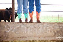 Neat Wedding ideas / by Amy Patton