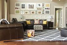 (living room) / by Jennifer Chambers