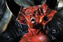 Fav Horror Sci Fi Characters / by Dana Dickson