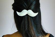 Mustache Must Haves / by Cheryl Thallman