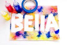 Fun art for bink and Bella and bri / by Cerelia Gauna-Vultao