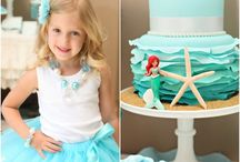 Mermaid Birthday Party / by Amy Deahr