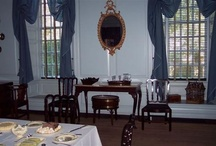 Colonial dining rooms / by Sharon Minning