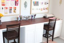 Craft Room / by Betty Evans