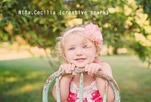 Kiddo pictures!  / by Baleigh Hopson