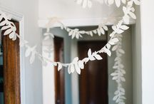 Garlands / by Shelby Rice