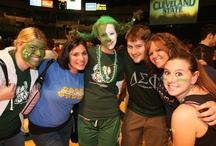 Cleveland State Pride / Green and white is how we roll! / by Cleveland State University