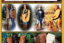 Men's Moccasin Boot Collection / Wide Selection of men's moccasin boots from Tribal Impressions! The famous name in Indian and western style footwear.  / by Tribal Impressions