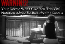 Breastfeeding Nutrition and Recipes / by Trisha Gilkerson