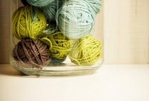 Yarns and Crafts / by Lülü Broccoline