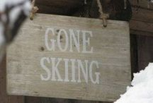 Skiing / by Katie Wright