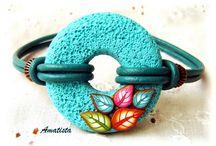 jewelRY BRAcelets / by Janis C